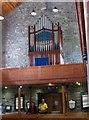 G6742 : The organ loft at Drumcliff Parish Church by Eric Jones