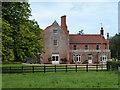 TF7032 : Shernborne Hall, Norfolk by Richard Humphrey