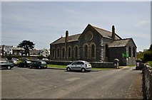 SS2006 : Bude : Bude Methodist Church by Lewis Clarke