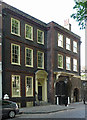 TQ3181 : Gatehouse, Charterhouse Square by Stephen Richards
