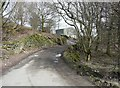 SE1124 : Sunny Bank Lane, Southowram by Humphrey Bolton
