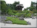 TQ1876 : Kew: The Royal Botanic Gardens: The Chokushi-Mon by Nigel Cox