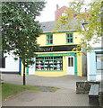 SN4120 : T-hwnt, The Welsh Shop, Carmarthen by Jaggery