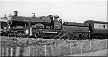 SU5290 : Ex-GWR 'City of Truro' at Didcot by Ben Brooksbank