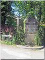 SK3744 : Old pillar box at Horsley by Trevor Rickard