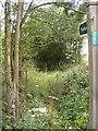 TM4265 : Footpath to Harrow Lane by Geographer