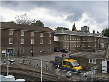 TQ7569 : Chatham Historic Dockyard by Paul Gillett