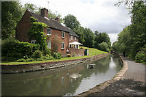 SJ6902 : The Shropshire Canal Coalport by roger geach
