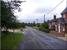 TM4160 : B1121 Aldeburgh Road, Friston by Geographer