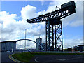 NS5765 : The Finnieston Crane by Thomas Nugent