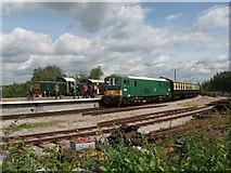 SO6302 : Dean Forest Railway: Lydney Junction station by Gareth James