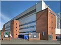 SD6726 : Blackburn End Stand, Ewood Park by David Dixon