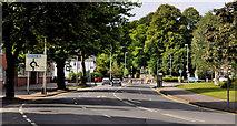 J3371 : The Stranmillis Embankment, Belfast (3) by Albert Bridge