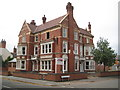 SK5419 : Loughborough: The Great Central Station Hotel by Nigel Cox