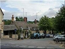 SP0228 : Vineyard Street, Winchcombe by Christine Johnstone