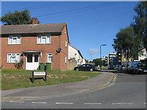 SU4612 : Campion Road, Thornhill by Alex McGregor
