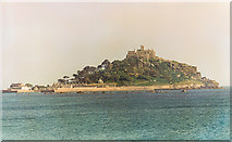 SW5130 : Harbour to north of St Michael's Mount by Stuart Logan