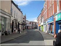 SJ2929 : Cross Street from Leg Street junction by John Firth