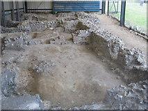 TQ4667 : The Romano British Bath House by David Anstiss