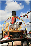 TQ3778 : Steam Tug Portwey by Chris Allen