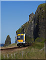 C7536 : Train at Downhill by Rossographer