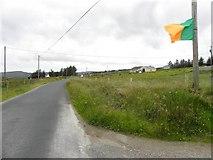 G6484 : Road at Crowlar by Kenneth  Allen