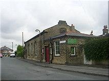 SE1537 : Wrose Hill Chapel - Low Ash Avenue by Betty Longbottom