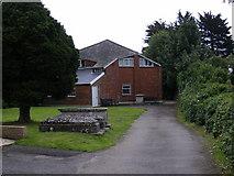 TM4160 : Friston Baptist Church by Geographer