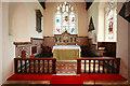 TL4845 : St Peter, Duxford - Sanctuary by John Salmon