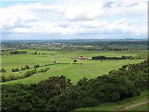 N5877 : Farmland north of Carnbane East by Eric Jones