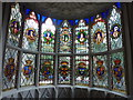 TQ1572 : The window of the Round Room, Strawberry Hill House, Richmond by pam fray