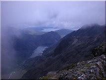 NG4820 : Loch Coruisk by Martyn Ayre