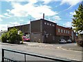 SJ9594 : Factory refurbishment by Gerald England