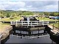 NR8390 : Cairnbaan Lock 5, Crinan Canal by David P Howard