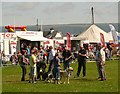 NX0660 : Pet Show judged by Dumfries and Galloway Police Officers by Andy Farrington