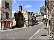 SD9927 : Bridgegate, Hebden Bridge by David Dixon
