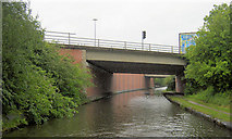 SJ8196 : Trafford Road Bridge 95A by Mike Todd