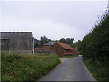 TG0723 : Brick Kiln Farm by Adrian Cable
