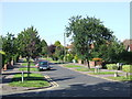 TQ4599 : Forest Drive, Theydon Bois by Malc McDonald