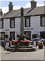 SD4945 : Garstang Market Cross by David Dixon