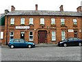 H2694 : Red House Cafe, Castlefinn by Kenneth  Allen
