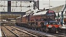 NY4055 : 46201 'Princess Elizabeth' at Carlisle by Greg Fitchett