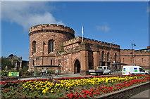 NY4055 : Carlisle Citadel by Ashley Dace