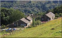 SD9906 : Crib Lane, Dobcross by Michael Fox