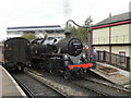 SE0641 : Taking on Water at Keighley by David Dixon