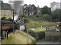 SE0641 : Leaving Keighley by David Dixon