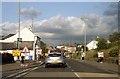 NS6113 : Roadworks in New Cumnock by Walter Baxter