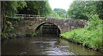 SD9625 : Holmcoat Bridge 23 by Mike Todd