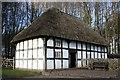 ST1177 : Abernodwydd Farmhouse, St Fagans Museum of Welsh Llife by Adrian Platt