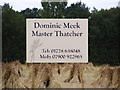 TM2766 : Thatcher sign by Adrian Cable